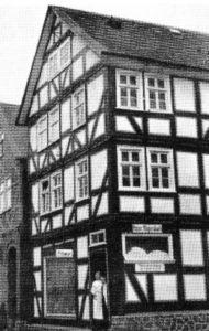 Haus Angersbach in der Untergasse